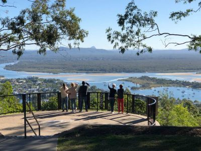 Scenic Day Tour, Sunshine Coast