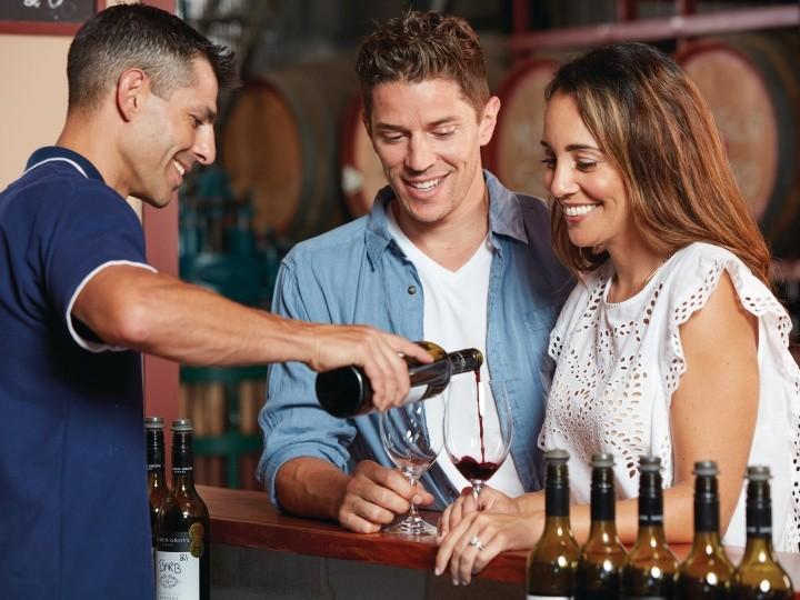 Wine Tour | Coast to Hinterland Charters