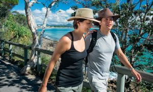 Noosa Walking   Noosa National Park. Coast to Hinterland Charters